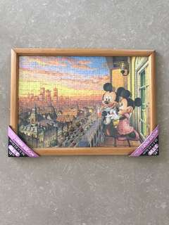 Mickey and Mini puzzle