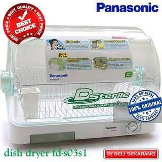 Panasonic D'sterille