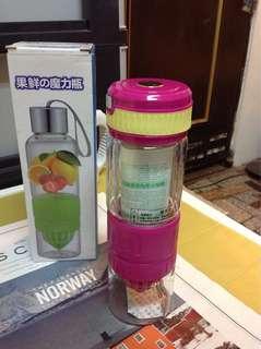 玻璃保鮮水瓶
