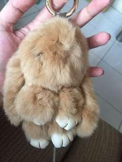 Gantungan boneka kelinci