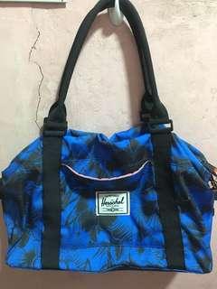 Herschel duffle bag/ mango tote bag
