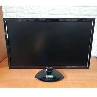 "[21.5"" LED Backlit LCD Monitor] Hanns-G HL227DBB"