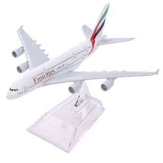 Emirates A380 Airline Model