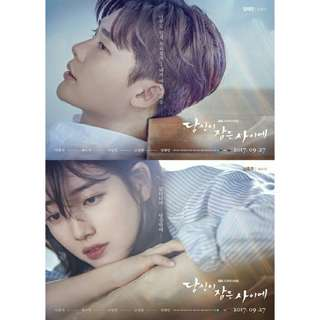 DVD Drama Korea While You Were Sleeping Korean Movie Film Kaset Roman Romance Sixth Sense wyws Lee Jong Suk Bae Suzy