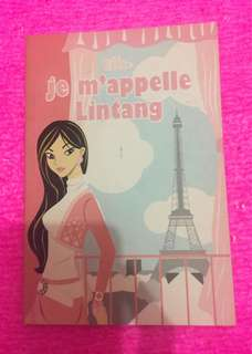 Novel Je m'appelle Lintang