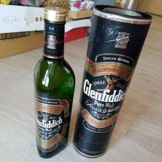 Glenfiddich Pure Malt Scotch Special Old Reserve Whisky 格蘭菲迪 舊威士忌