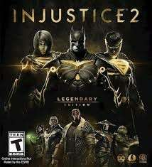 Injustice 2 edition PS4