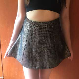 Forever 21 A-Line Skirt (XS-S)
