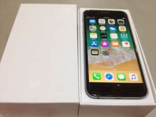 Iphone 6 16gb fu spacegray openline