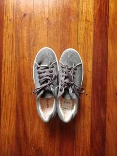 Topshop Platform Sneakers