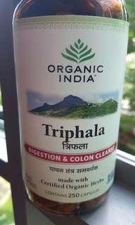 Triphala Capsules- Organic