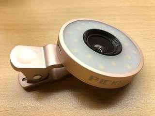 🚚 韓國Pickogen三合一LED自拍補光燈