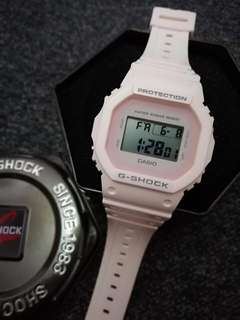 G-SHOCK AUTHENTIC - POWDER PINK
