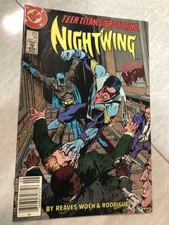 Comics : Night Wing