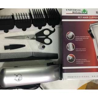 pet hair clipper iu-an50