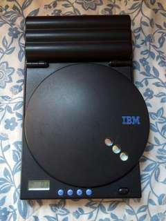IBM discman walkman cd player