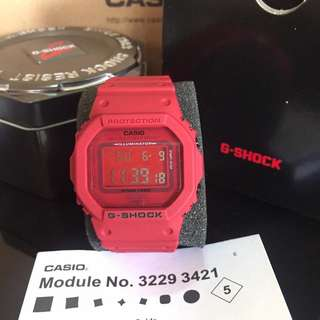 BABY-G/G-SHOCK FOR MEN AND WOMEN