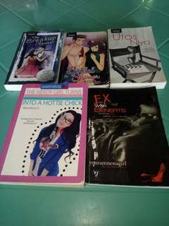 Wattpad's Preloved Books