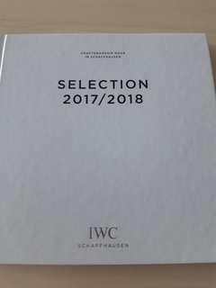 IWC 2017/2018 selection