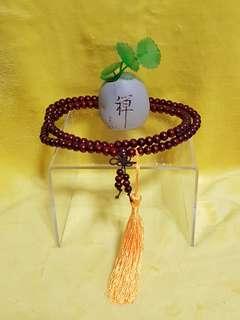 佛珠 (Buddha beads)