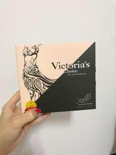 Victoria's Choice Bust & Skin Juice Powder