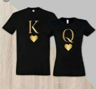 Personalized Couple Shirt