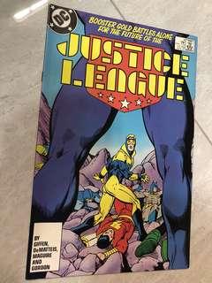 Justice League #4 comics