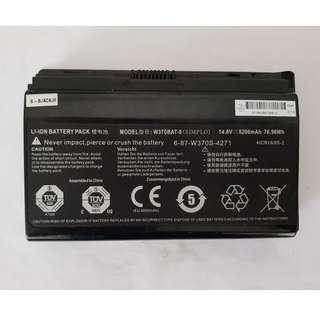 Aftershock XG17 Battery