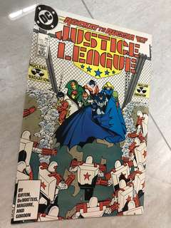 Justice League #3 comics