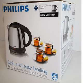 PHILIPS 1.2L KETTLE* reserved*