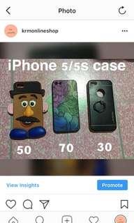 iPhone 5/5s cases!!