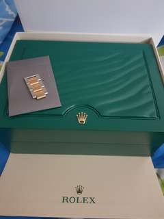 Rolex 錶盒 錶帶