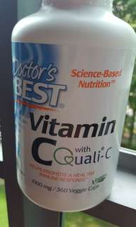 Vitamin C with Quali-C