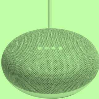 Full factory warranty Google Home Mini (Smart Home Automation Device)