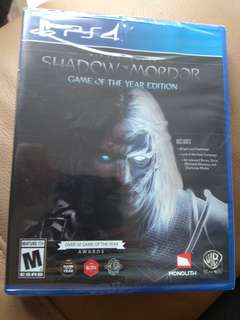 Shadow of Mordor (Brand New)