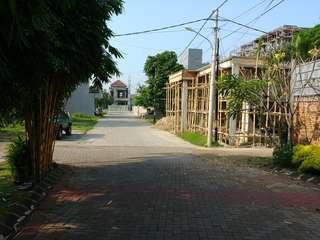 Tanah kavling SHM 101m Cipayung Jakarta Timur