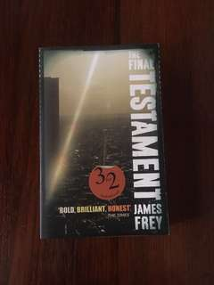 The Final Testament - James Frey