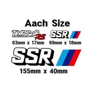 SSR Sticker