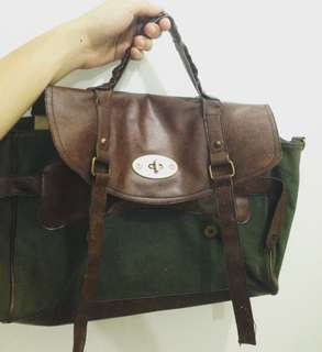 Classic and stylish imported bag