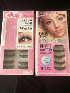 High Quality Dolly False Fashion Eyelashes