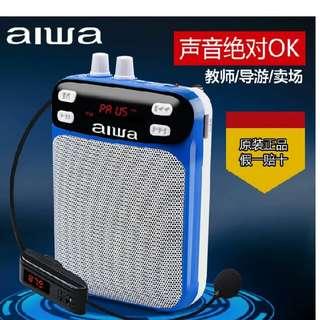loudspeaker mic portable FM radio