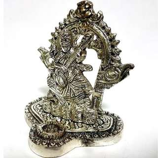 Idols of Deity Sarswati, Durga,  god Hanuman and Shiva each $10