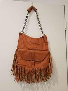 Cool hippy handbag