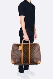 Authentic Vintage Louis Vuitton Sirius 50 Traveling Bag