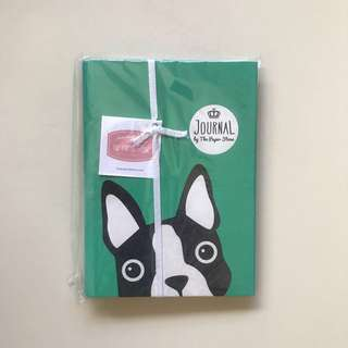 French Bulldog Journal by The Paper Stone