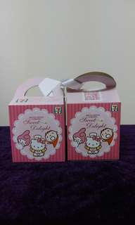 7-11 HELLO KITTY & FRIENDS SWEET DELIGHT