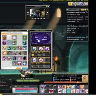Maplesea Bootes DB account
