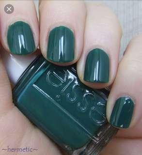 Essie Going Incognito nail polish