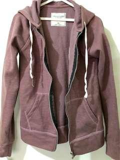 Abercrombie hood jacket