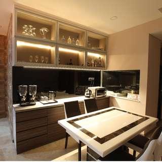 Kitchen reno promotion